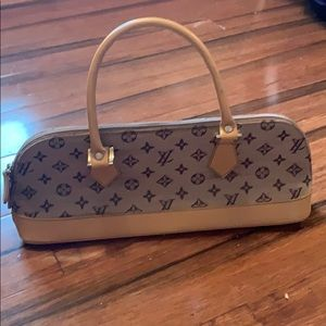 Non-authentic vintage Louis Vuitton